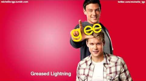Greased Lightning (Glee Cast Version) HQ Full Studio