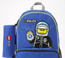 12160 Backpack and Pencil Case Set, LEGO City Police