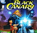 Black Canary Vol 3