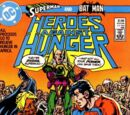 Heroes Against Hunger Vol 1