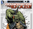 Frankenstein, Agent of S.H.A.D.E. Vol 1 0