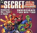 DCU Heroes Secret Files and Origins Vol 1 1