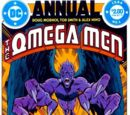 Omega Men Annual Vol 1 1