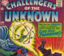 Challengers of the Unknown Vol 1 58
