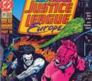 Justice League Europe Vol 1 33