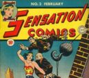 Sensation Comics Vol 1 2