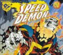 Speed Demon Vol 1 1