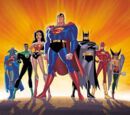 Justice League (DCAU)/Gallery