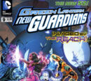 Green Lantern: New Guardians Vol 1 9