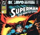 Superman: Man of Steel Annual Vol 1 1