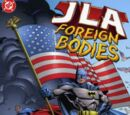 JLA: Foreign Bodies Vol 1 1