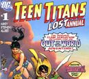 Teen Titans Lost Annual Vol 1 1
