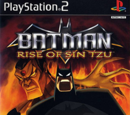Batman: Rise Of Sin Tzu (Video Game)