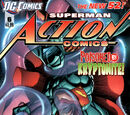 Action Comics Vol 2 6