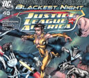 Justice League of America Vol 2 40