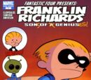 Franklin Richards: Sons of Geniuses Vol 1 1