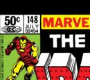 Iron Man Vol 1 148