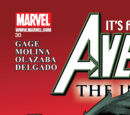 Avengers: The Initiative Vol 1 30