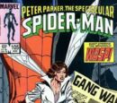 Peter Parker, The Spectacular Spider-Man Vol 1 105