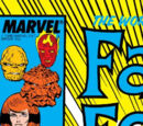 Fantastic Four Vol 1 317