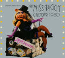 The Miss Piggy Calendar 1980