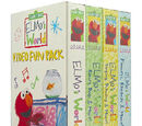 Sesame Street home video box sets