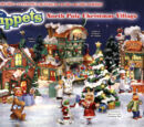 North Pole Christmas Village