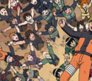Five Kage Summit Arc