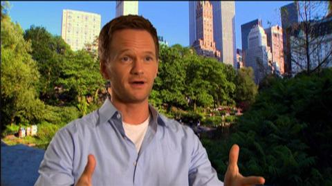"The Smurfs (2011) - Interview ""Neil Patrick Harris On The Story"""