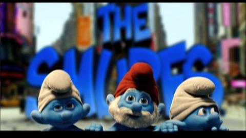 The Smurfs (2011) - First trailer for this animated 3-D film