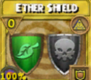 Ether Shield Treasure Card