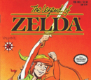 The Legend of Zelda comics