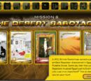 Mission 8: The Desert Sabotage