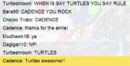 Cadence Acknowledges my Existence.png