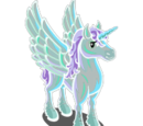 Mirage Pegacorn