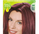 Garnier Nutrisse 56 Medium Reddish Brown (Sangria)