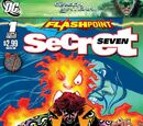 Flashpoint: Secret Seven Vol 1 1