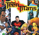Teen Titans Vol 3 1