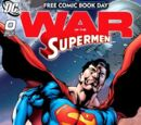 Superman: War of the Supermen/Covers