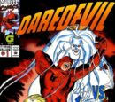 Daredevil vs Vapora Vol 1 1