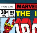 Iron Man Vol 1 101