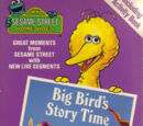 Big Bird's Story Time