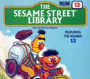 The Sesame Street Library Volume 13