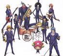The Sharing Song: Toriko no Theme