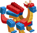 Block Dragon