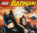 Lego Batman: Secret Files and Origins