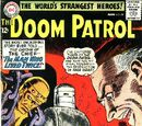 Doom Patrol Vol 1 88
