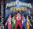 Power Rangers Lightspeed Rescue (video game)