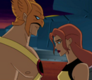Justice League Unlimited Episode: Shadow of the Hawk