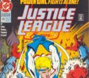 Justice League Europe Vol 1 49